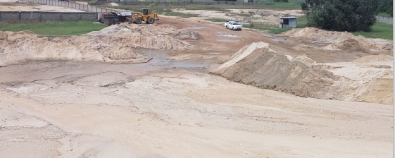 The FC company opened two new sand farms